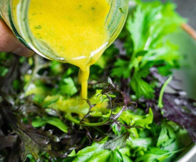 Five delicious summer salad dressings