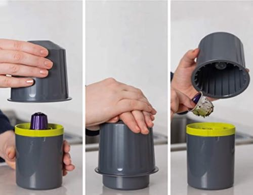 Lifestyle essentials: products & services - our latest finds  Coffee pod recycler - really works and only £9.99